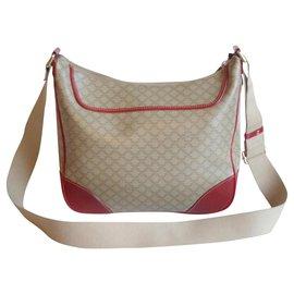 Céline-Handbags-Red