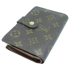 Louis Vuitton-Vienna wallet-Brown