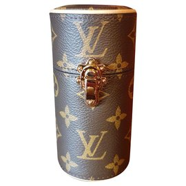 Louis Vuitton-Travel case for Louis Vuitton perfume-Other