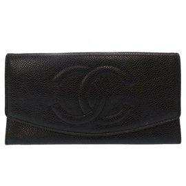 Chanel-Chanel COCO Mark-Noir