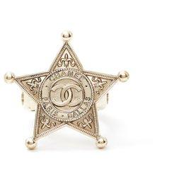 Chanel-PARIS DALLAS SHERIF T52-Doré