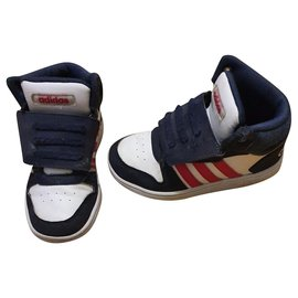 Adidas-sneakers-Blanc