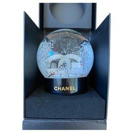 Chanel-BOULE NEIGE CHANEL NOEL 2019-Autre