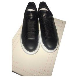 Alexander Mcqueen-sneakers-Noir