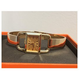 Hermès-Stirrup-Golden