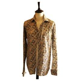 Kenzo-chemise KENZO taille 42 parfait état-Multicolore