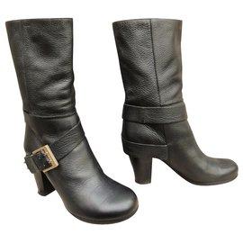 Chloé-Chloé p boots 37,5-Black