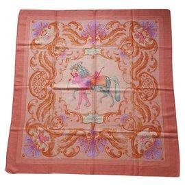 Hermès-Cheval turc-Rose