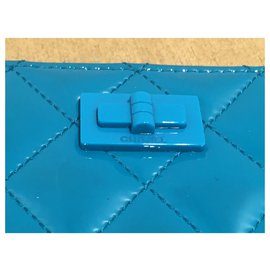 Chanel-Wallets-Turquoise