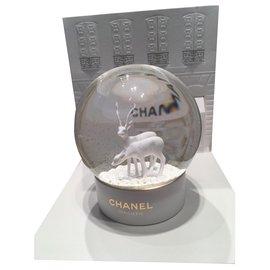 Chanel-Joaillerie-Blanc,Doré
