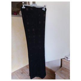 Jean Paul Gaultier-Un pantalon, leggings-Autre