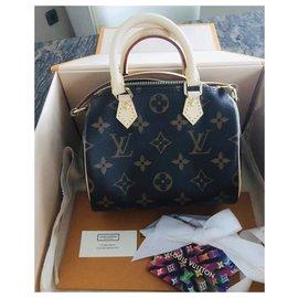 Louis Vuitton-Speedy nano-Brown