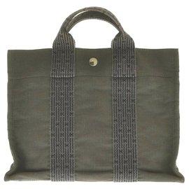 Hermès-Hermès Her Line PM-Green