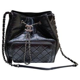 Chanel-Chanel seau-Noir