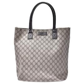 Gucci-Gucci Hand Bag-Beige