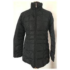 Moncler-Manteaux, Vêtements d'extérieur-Noir