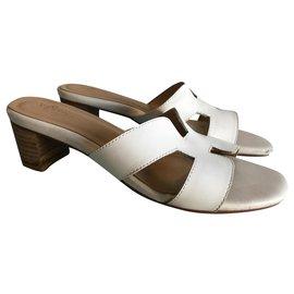 Hermès-Oran-Blanc