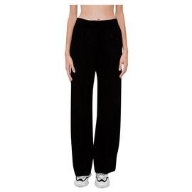 Autre Marque-Pantalon neuf Margaux Lonnberg-Noir