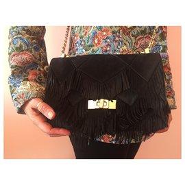 Roger Vivier-Shoulder bag-Black