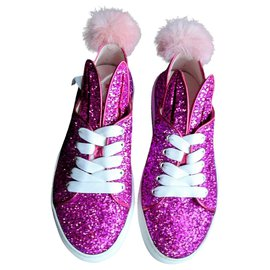 Minna Parrika-sneakers-Fuschia
