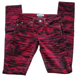 Isabel Marant Etoile-Un pantalon, leggings-Rouge