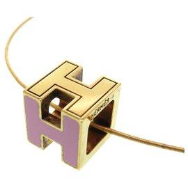 Hermès-Hermès H Cube-Golden