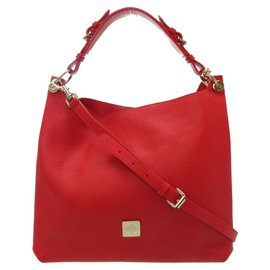 Mulberry-Mulberry 2Way Shoulder Bag-Red