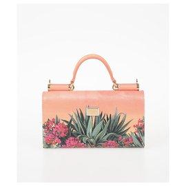 Dolce & Gabbana-DG handbag new-Pink