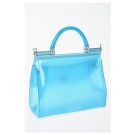Dolce & Gabbana-DG bag new-Blue