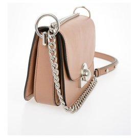 Prada-Prada leather bag-Beige