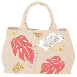 Prada-Prada handbag new-Beige