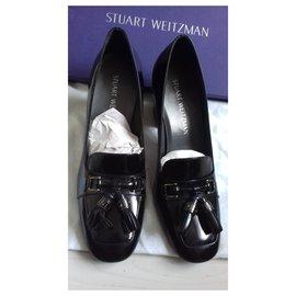 Stuart Weitzman-Talons-Noir