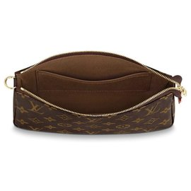 Louis Vuitton-Pochette Louis Vuitton new-Brown