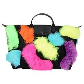 Longchamp-Longchamp bag new-Black
