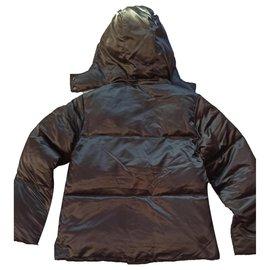 Massimo Dutti-Coats, Outerwear-Khaki