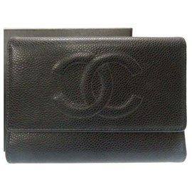 Chanel-Chanel CC Mark-Black