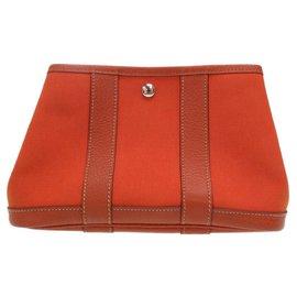 Hermès-Hermès Garden Party-Orange