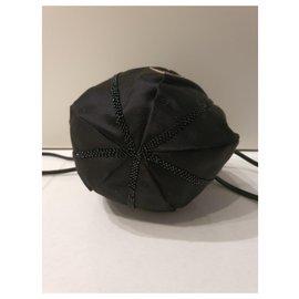 Prada-Handbags-Black