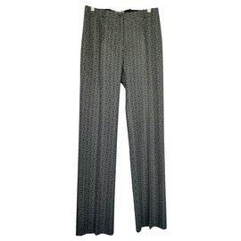 Céline-Un pantalon, leggings-Gris anthracite