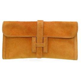 Hermès-Hermes Jige-Orange