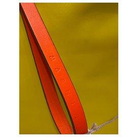 Marni-Clutch bags-Yellow