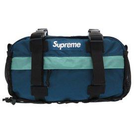 Supreme-Supreme Waist Pouch-Blue