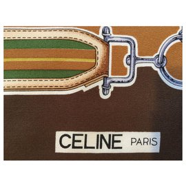 Céline-Scarves-Multiple colors