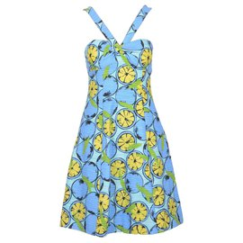 Moschino-Boutique Moschino dress new-Blue