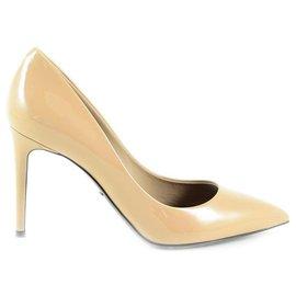 Dolce & Gabbana-Chaussures DG nouvelles-Beige