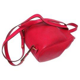 Dior-Dior Vintage Backpack-Red