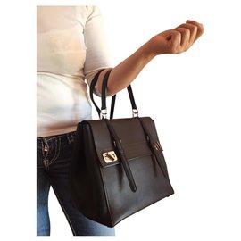 Prada-Prada Briefcase-Black