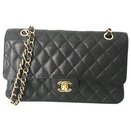 Chanel-Classic / Timeless-Black