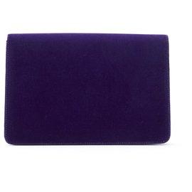 Céline-VELVET DIAMOND-Purple