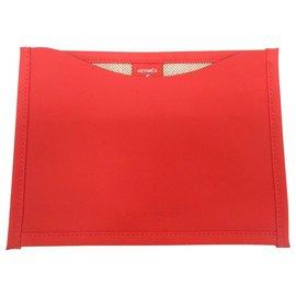 Hermès-Hermès Flaneur Forever-Red